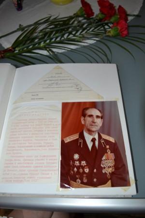 ДП - Поздравление ветеранов. Бух Борис Львович
